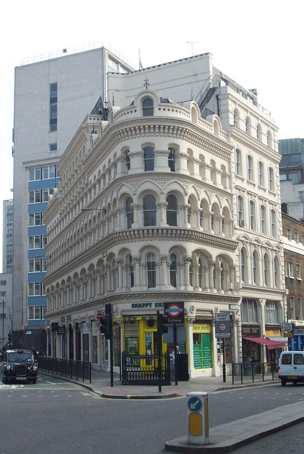 commercial property - 43 Queen Victoria Street  City, London EC4N 4SF