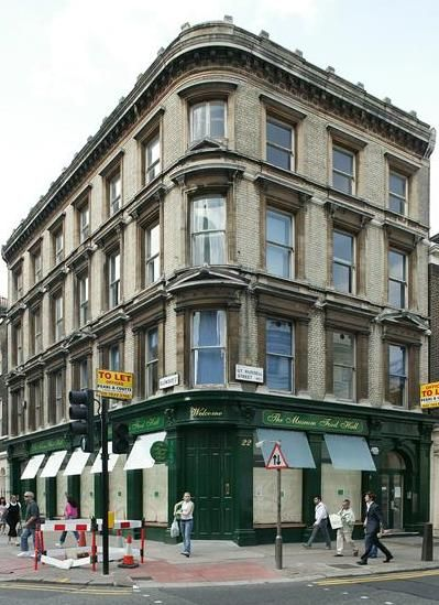 commercial property - 22 Bloomsbury Street   Bloomsbury, London WC1B 3PS 