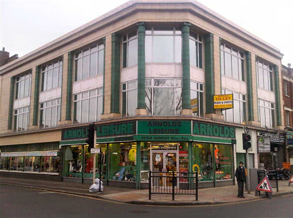 commercial property - Allied House 154/156 Broadway West Ealing, London W13 0TL