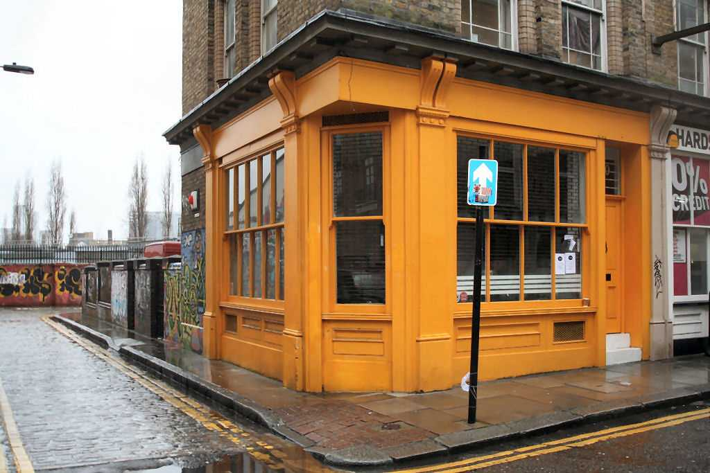 commercial property - 40 Cheshire Street  Shoreditch, London E2 6EH