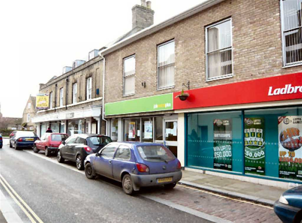 commercial property - Unit 16 Wales Court Shopping Centre 6 High Street Downham Market, Norfolk PE38 9JZ