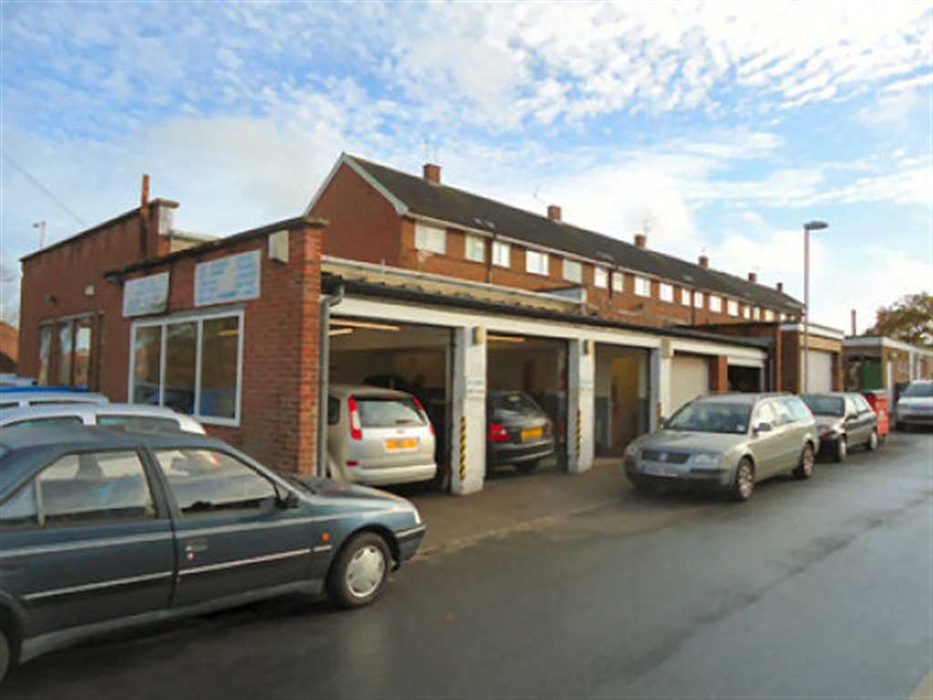 commercial property - 96C Colman Road  Norwich, Norfolk NR4 7EH