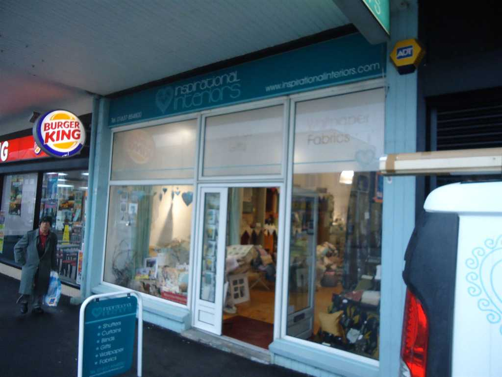 commercial property - Unit 6 Station Parade  Newquay, Cornwall TR7 2NF