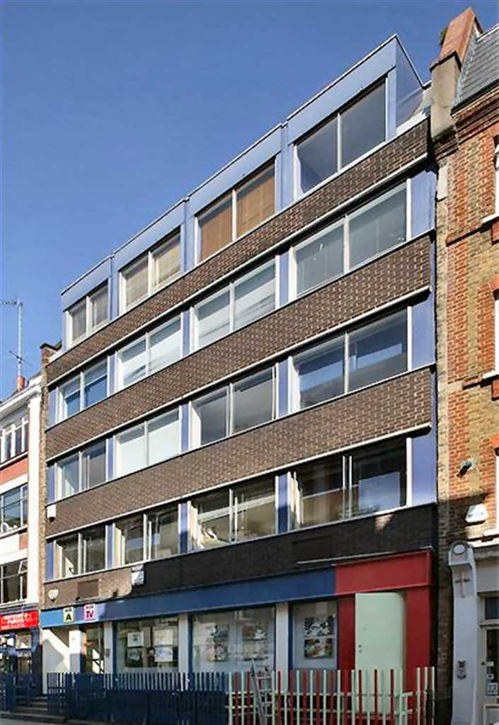 commercial property - 10/11 Darblay Street  Soho, London W1F 8DS