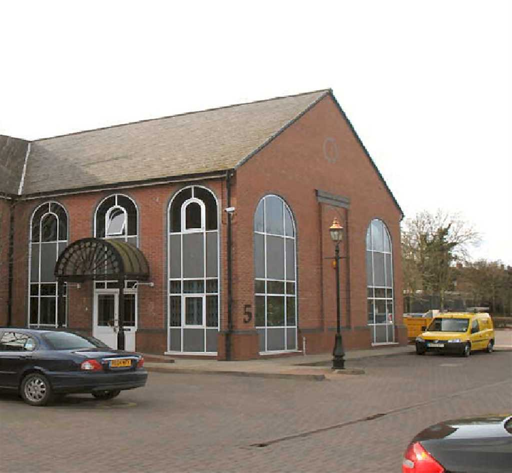 Offices To Rent In Solihull