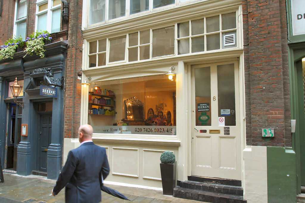 commercial property - 8 Devonshire Row  City, London EC2M 4RH