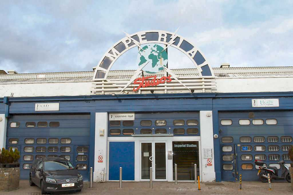 commercial property - Unit 3A Imperial Studios 3/11 Imperial Road Fulham, London SW6 2AG