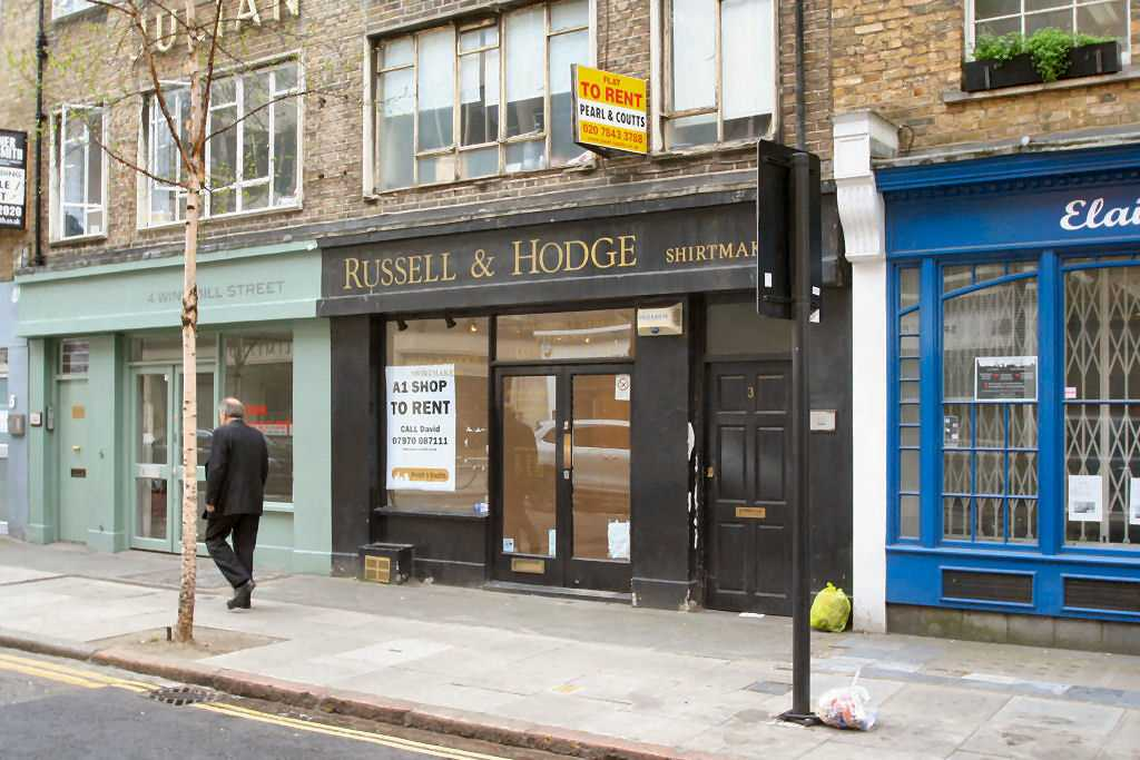 commercial property - 3 Windmill Street  Fitzrovia, London W1T 2HY