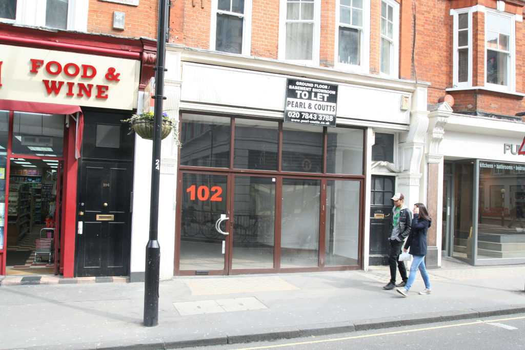 commercial property - 102 Great Portland Street  Fitzrovia, London W1W 6PD