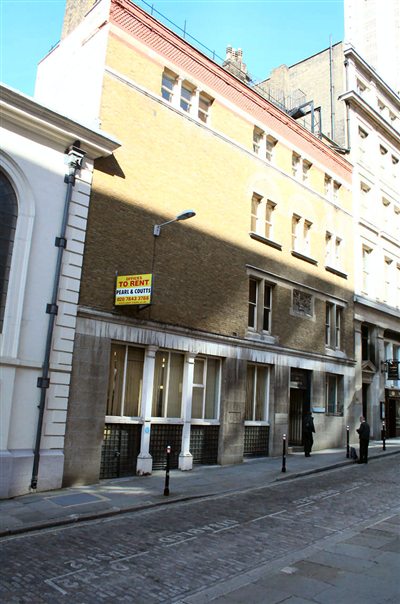 commercial property - 6/7 St Mary At Hill  City, London EC3R 8EE