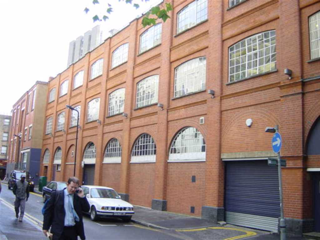 commercial property - 62/70 Shorts Gardens  Covent Garden, London WC2H 9AB