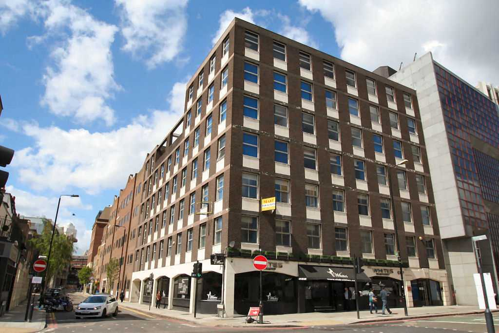 commercial property - 32/38 Leman Street  Whitechapel, London E1 8EW
