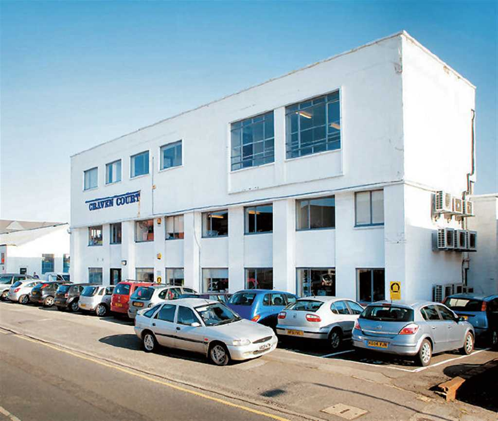 commercial property - Unit 12 Craven Court Glebeland Road Camberley, Surrey GU15 3BU