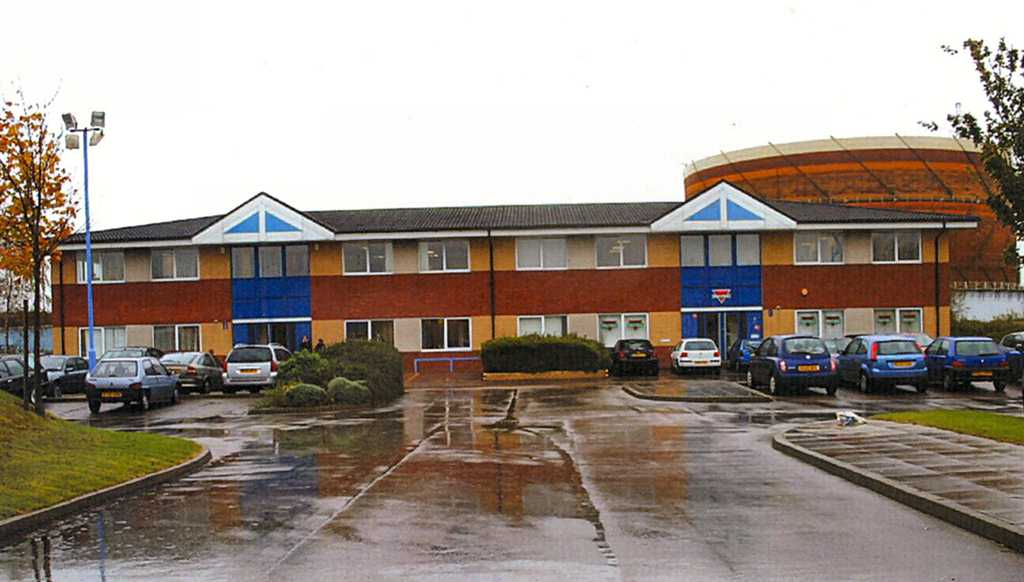 commercial property - Unit 5 St Helens Technology Campus Waterside Court St Helens, Merseyside WA9 1UA