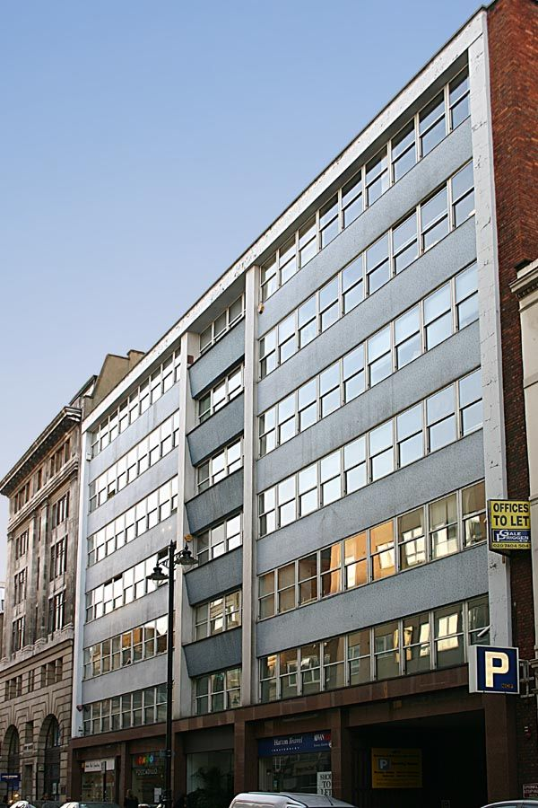 commercial property - 63/66 Hatton Garden (7F)  Clerkenwell, London EC1N 8LE