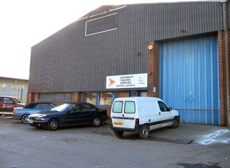 commercial property - 4 Camwal Road Camwal Industrial Estate St Philips Marsh, Bristol BS2 0UZ