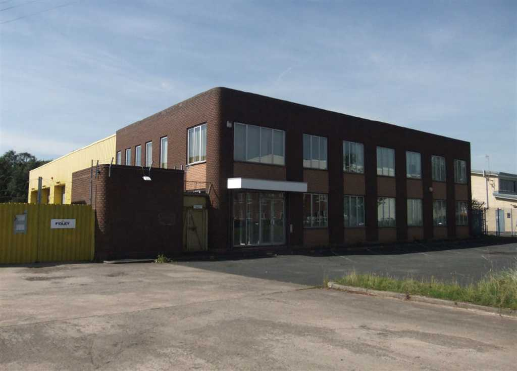 commercial property - Unit A Arthur Drive Hoo Farm Industrial Estate Kidderminster, Worcestershire DY11 7RA
