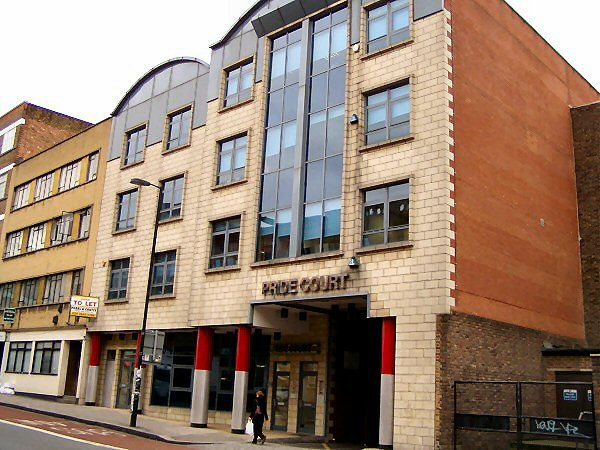 commercial property - Pride Court 80/82 White Lion Street Angel, Islington, London N1 9PF
