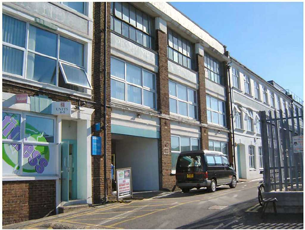 commercial property - Unit 6 Hove Business Centre Fonthill Road Hove, Sussex BN3 6HA