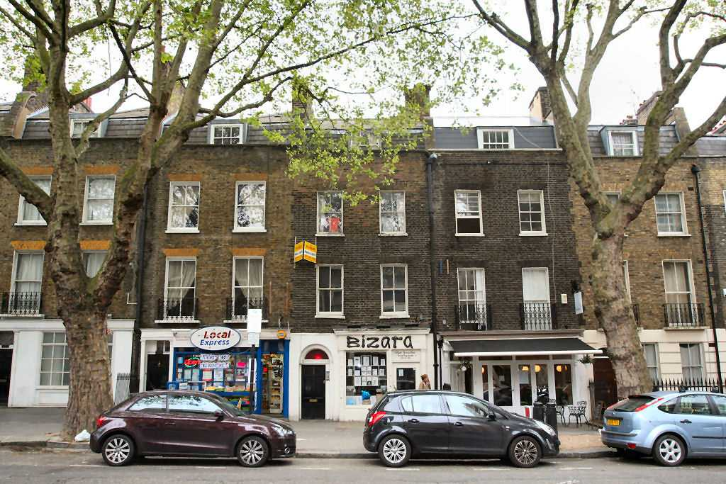 commercial property - 318 St John Street  Angel, Islington, London EC1V 4NT