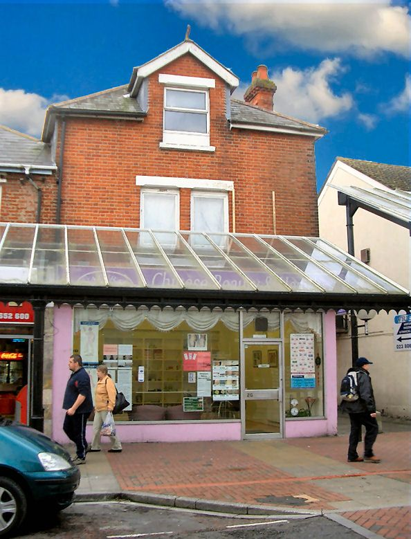 commercial property - 2G High Street  Eastleigh, Hampshire SO50 5LA