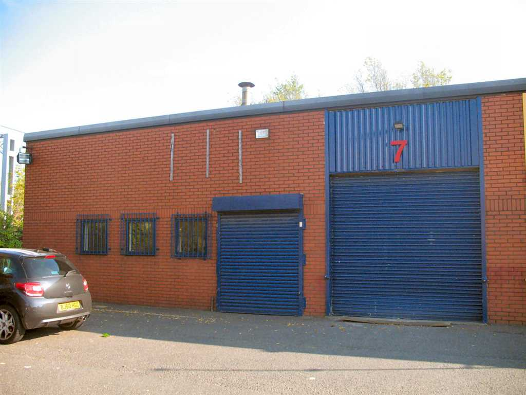 commercial property - Unit 7 Ash Court Sandwell Business Park Smethwick, West Bromwich B66 1QG