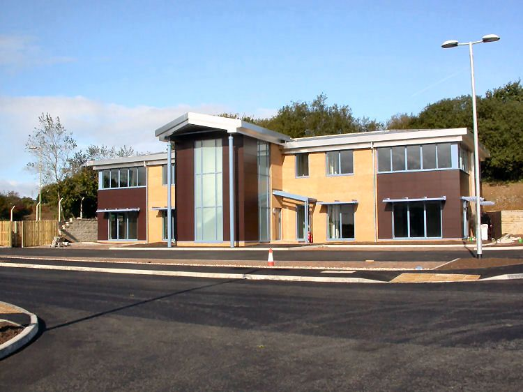 commercial property - Units 2 & 3 Sovereign Court, Sterling Drive Llantrisant Business Park Pontyclun, Mid Glamorgan CF72 8YW
