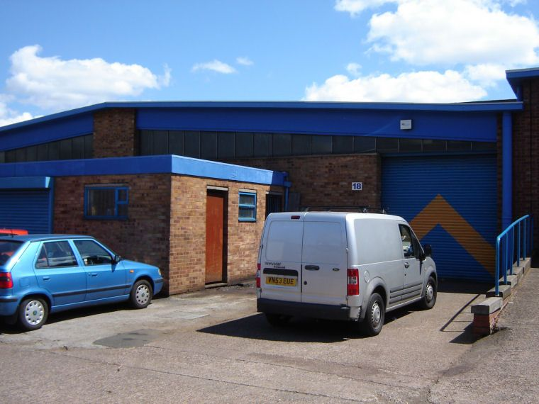 commercial property - Units18 & 19 Cornwall Road Industrial Estate Cornwall Road Smethwick, West Midlands B66 2JS