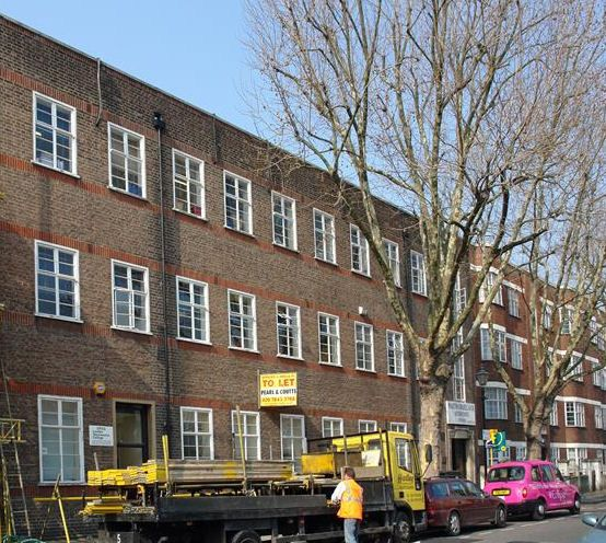 commercial property - 1/5 Alfred Street  Bow, London E3 2BE