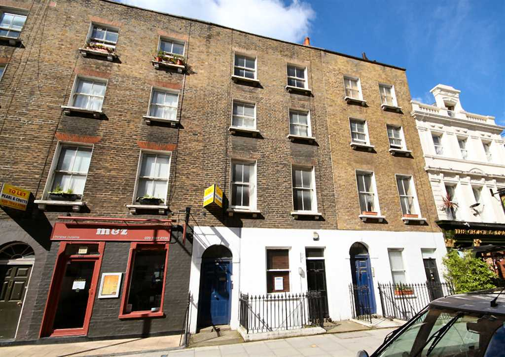 residential property - 149 Cleveland Street  Fitzrovia, London W1T 6QL