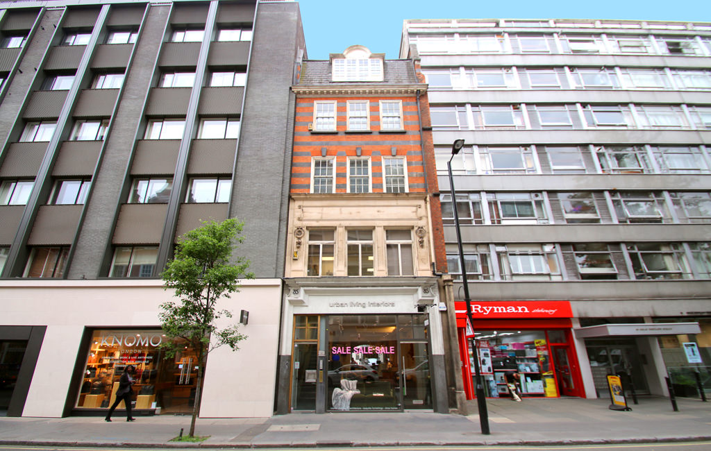 Office To Let W1w 7lt