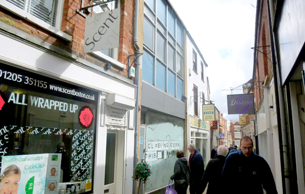 Shop To Let at 14 Dolphin Lane, Boston, PE21 6EH (Our Ref
