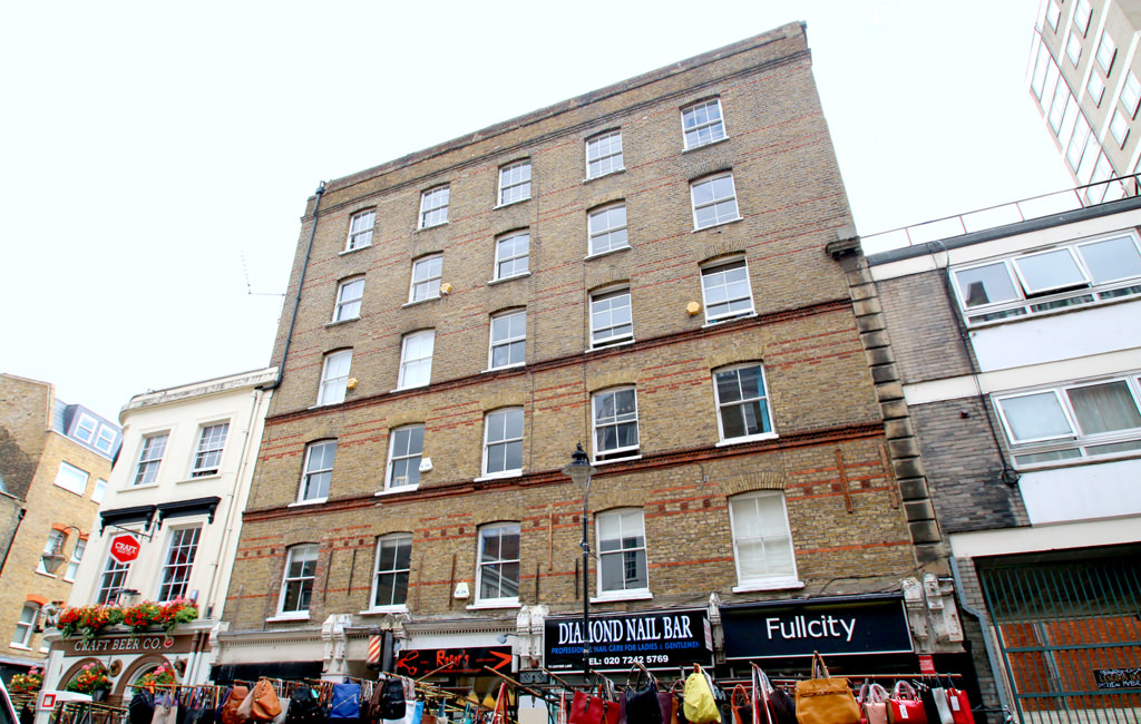 Flat To Rent at 72-80 Leather Lane (4), Clerkenwell, EC1N ...